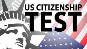 Citizenship Test Questions