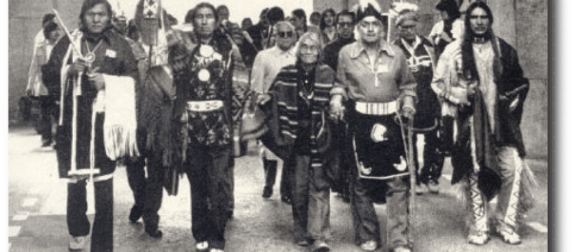 Delegates represented over sixty indigenous peoples and Native nations, from fifteen American countries